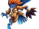Krähe Tengu