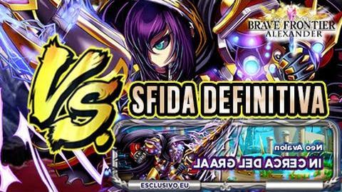 """IL GRANDE RITORNO A NEO AVALON!!! Brave Frontier RPG EU GUIDA """"In Cerca del Graal"""" Livello 7"""