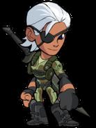 Commando Val