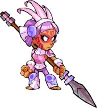 Pink QUEEN NAI