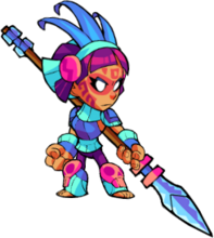 Synthwave QUEEN NAI