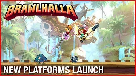 Brawlhalla New Platforms Launch Trailer Ubisoft NA