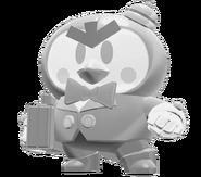 Мистер П. Skin-True Silver