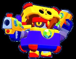 Darryl Skin-Megabox (скин)