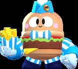 Lou Skin-Burger