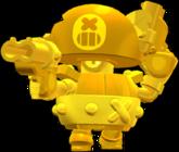 Darryl Skin-True Gold