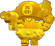 Darryl Skin-True Gold