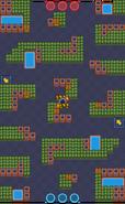 Escape Velocity-Map