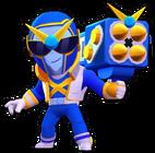 Brock Skin-Super Ranger