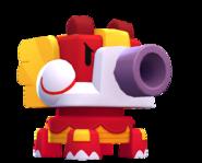 Red Dragon Turret