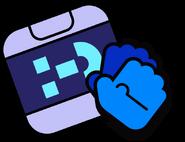 8-BIT pin-Clap
