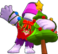 Фрэнк Skin-HolidayParty