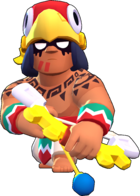 Bo Skin-Warrior