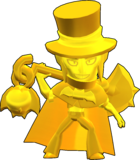 Mortis Skin-True Gold (Hat)