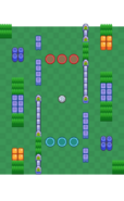 Power Alley-Map