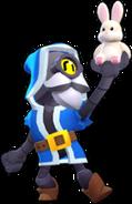 Barley Skin-Wizard