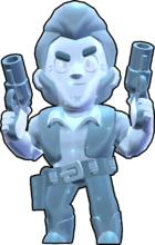 Colt Skin-True Silver