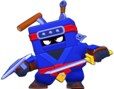 Ash Skin-Ninja
