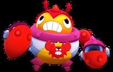 Tick Skin-King Crab