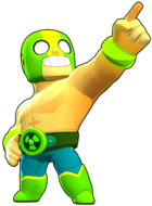 El Primo Skin-El Atómico