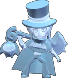 Mortis Skin-True Silver (Hat)