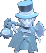 Mortis Skin-True Silver (Hat)