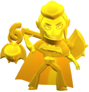 Мортис Skin-Gold