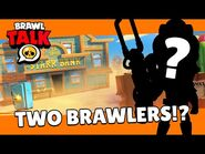 Brawl Stars- Brawl Talk! Two New Brawlers, TONS of Skins, and a New Game mode!?
