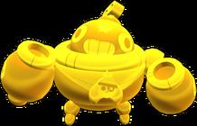 Tick Skin-True Gold