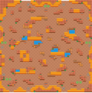 Critical Crossing-Map