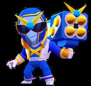 Брок Skin-Superranger