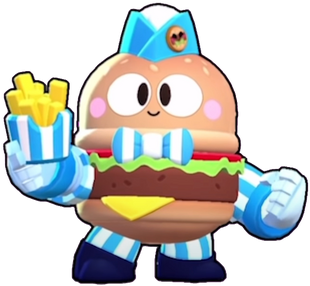 Лу Скин-Burger