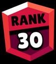 Rank 30