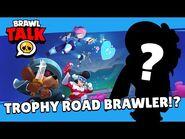Brawl Stars- Brawl Talk! - Power League, Trophy Road Brawler, and Seasonal Rewards!