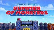 Brawl Stars Animation- Season 2 - Summer of Monsters!