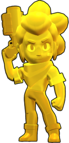 Shelly Skin-True Gold