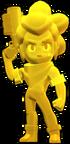 Shelly Skin-True Gold