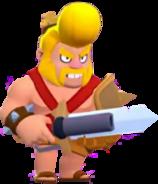 Булл Skin-BARBARIAN KING