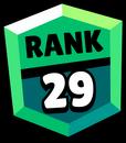 Rank 29