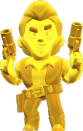 Кольт Skin-True Gold
