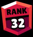 Rank 32