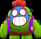 Spike Skin-Mask