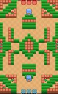 Sandy Gems-Map