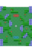Jungle Ball-Map