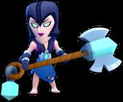 Mortis Skin-Night Witch