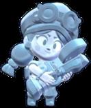 Jessie Skin-True Silver