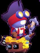 Carl Pirate