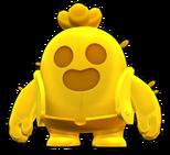 Spike Skin-True Gold