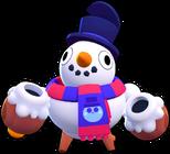 Tick Skin-Snowman