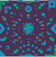 Forsaken Falls-Map